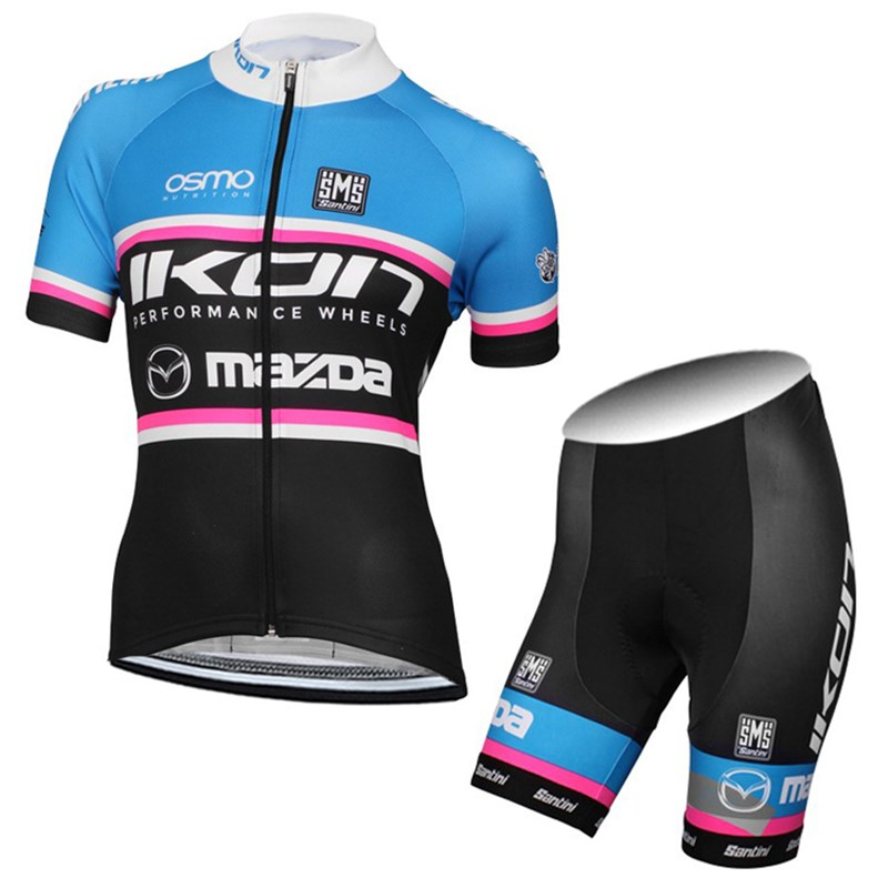 221896c4d 2015 Women Ikon Mazda femmes Cycling Jersey Ropa Ciclismo Short Sleeve Only  Cycling Clothing cycle jerseys Ciclismo bicicletas maillot ciclismo