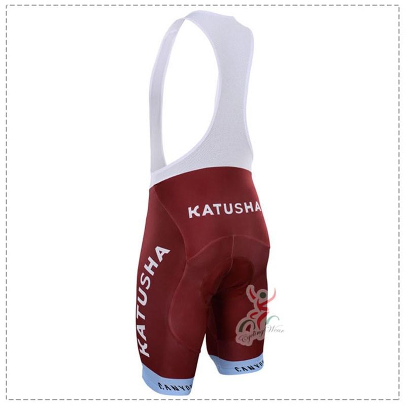 2016 Katusha Cycling Jersey Maillot Ciclismo Short Sleeve and Cycling bib  Shorts Cycling Kits Strap cycle jerseys Ciclismo bicicletas 3fde5b0a6