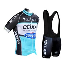 2015 Quick-Step Cycling Jersey Maillot Ciclismo Short Sleeve and Cycling bib Shorts Cycling Kits Strap  cycle jerseys Ciclismo bicicletas maillot ciclismo