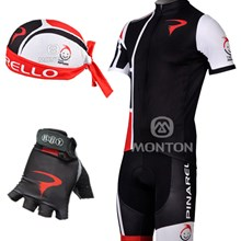 ... 2012 pinarello Cycling Jersey and bib Shorts and gloves and Headscarf f194eb4e9