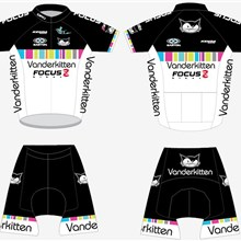2012 women's vanderkitten Cycling Jersey Short Sleeve and Cycling Shorts Cycling Kits