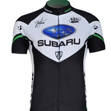 2012 women's subaru Cycling Jersey Short Sleeve Only Cycling Clothing