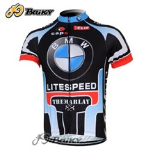 2012 BMW  Cycling Jersey Short Sleeve Only Cycling Clothing S