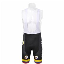 2012 colombia coldeportes Cycling bib Shorts Only Cycling Clothing S