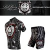 2012 ringwise rockracing black Cycling Jersey Short Sleeve and Cycling Shorts Cycling Kits