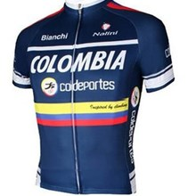 2012 ringwise colombia Cycling Jersey Short Sleeve Only Cycling Clothing S