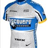 2005 Discovery Cycling Top Jersey Only Team Sports