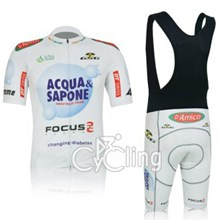 2012 ACQUA SAPONE Cycling Jersey Short Sleeve and Cycling bib Shorts Cycling  Kits Strap d90cf1cc8