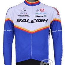 2011 raleigh Cycling Jersey Long Sleeve Only Cycling Clothing e0b70c61e