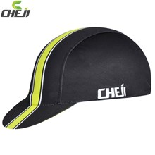 CHEJI Cycling Yellow Line 2014 Summer Cycling Cap Roupas de ciclismo Black Ciclismo bicicletas New arrival Cycling Accessories