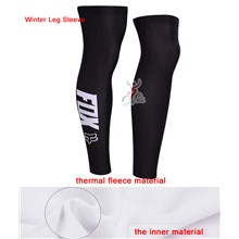 2014 fox castelli Thermal Fleece Cycling Leg Warmers bicycle sportswear mtb racing ciclismo men bycicle tights bike clothing