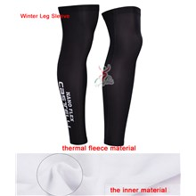 2014 garmin Thermal Fleece Cycling Leg Warmers bicycle sportswear mtb racing ciclismo men bycicle tights bike clothing