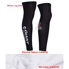 2014 giant Thermal Fleece Cycling Leg Warmers bicycle sportswear mtb racing ciclismo men bycicle tights bike clothing