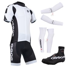2014 assos Cycling Jersey Maillot Ciclismo Short Sleeve and Cycling bib Shorts Or Shorts and Shoe Cover and Arm Sleeve and Leg Sleeve Tour De France