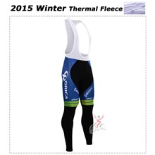 2015 Orica Greenedge Thermal Fleece Cycling bib Pants Ropa Ciclismo Winter Only Cycling Clothing cycle jerseys Ropa Ciclismo bicicletas maillot ciclismo XXS