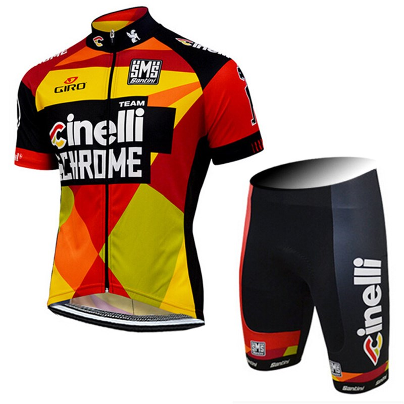 2015 CINELLI SANTINI CHROME Cycling Shorts Ropa Ciclismo Only ... 343859421