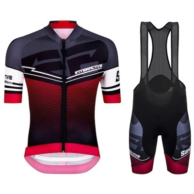 b27e3ea28 2016 Santini Cycling Jersey Maillot Ciclismo Short Sleeve and Cycling bib  Shorts Cycling Kits Strap cycle jerseys Ciclismo bicicletas-Up to 60% off