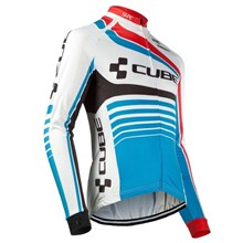 2016 Cube Cycling Jersey Long Sleeve Only Cycling Clothing cycle jerseys Ropa Ciclismo bicicletas maillot ciclismo XXS