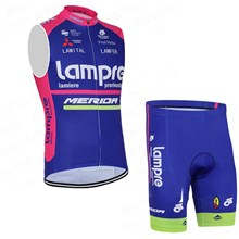 2016 Lampre Cycling Vest Maillot Ciclismo Sleeveless and Cycling Shorts Cycling Kits cycle jerseys Ciclismo bicicletas XXS