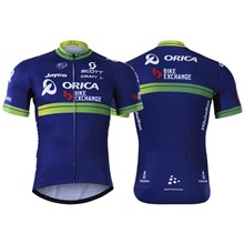 Orica Greenedge 2017  Cycling Jersey Ropa Ciclismo Short Sleeve Only Cycling Clothing cycle jerseys Ciclismo bicicletas maillot ciclismo XXS
