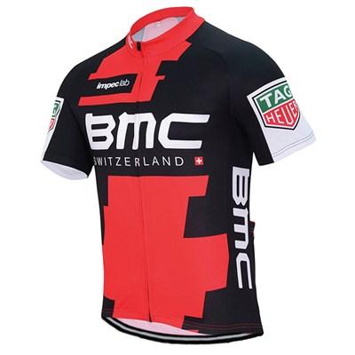 2017 BMC RACING TEAM Fan Cycling Jersey Ropa Ciclismo Short Sleeve ... 51c37e3fd
