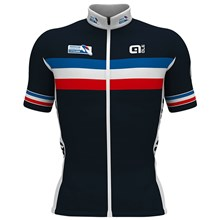 2017 French national team Cycling Jersey Ropa Ciclismo Short Sleeve Only  Cycling Clothing cycle jerseys Ciclismo b99b6115d