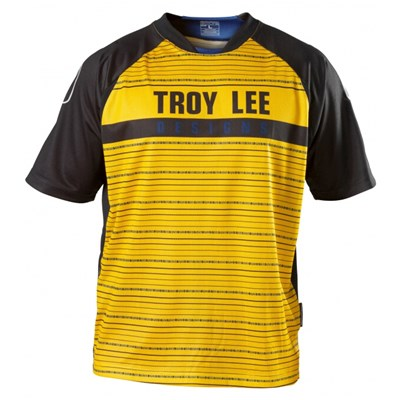 TLD Troy Lee Designs Racing Race Jersey Men s Motocross MX ATV BMX MTB ... b6709e110