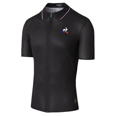 2017 Coq Sportif tour de france Black Cycling Jersey Ropa Ciclismo Short  Sleeve Only Cycling Clothing cycle jerseys Ciclismo bicicletas maillot  ciclismo cf7f1beda