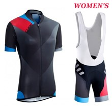 2016 Women Cube WLS Black Zero Cycling Jersey Maillot Ciclismo Short Sleeve and Cycling bib Shorts Cycling Kits Strap cycle jerseys Ciclismo bicicletas XXS