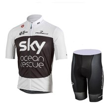 2018 SKY PODIO TDF Cycling Jersey Short Sleeve Maillot Ciclismo and Cycling Shorts Cycling Kits cycle jerseys Ciclismo bicicletas XS