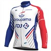 2018 Groupama FDJ PRS Cycling Jersey Long Sleeve Only Cycling Clothing cycle jerseys Ropa Ciclismo bicicletas maillot ciclismo