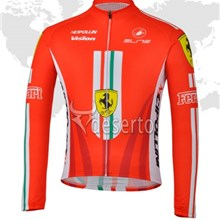 2013 FALALI Cycling Jersey Long Sleeve Only Cycling Clothing S