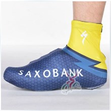 2013 saxo bank Cycling Shoe Covers