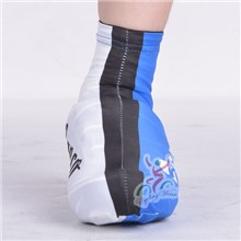 2013 blanco Cycling Shoe Covers