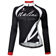 2013 Women  Nalini Cycling Jersey Long Sleeve Only Cycling Clothing