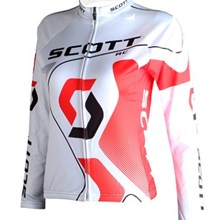 2012 women Cycling Jersey Long Sleeve Only Cycling Clothing