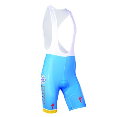 2014 Astana Cycling bib Shorts Only Cycling Clothing