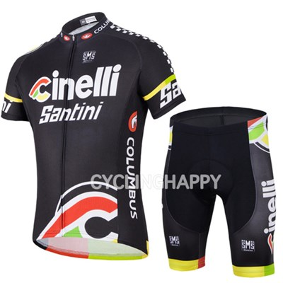 2014 Cinelli Cycling Jersey Short Sleeve and Cycling Shorts Cycling Kits
