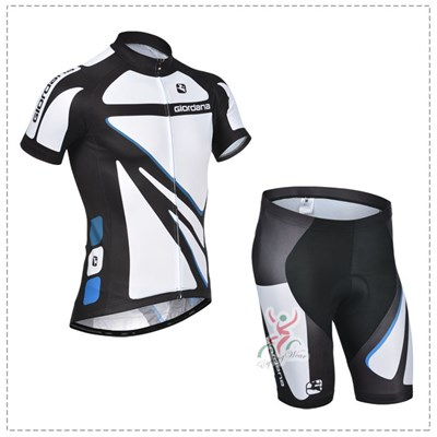 2014 Giordana 2014  Cycling Jersey Short Sleeve and Cycling Shorts Cycling Kits