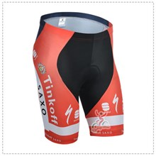 2014 saxobank Cycling Shorts Only Cycling Clothing