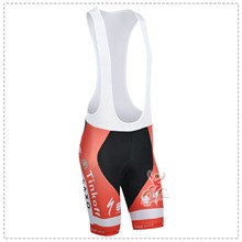 2014 saxobank Cycling bib Shorts Only Cycling Clothing