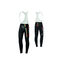 2014 SIDI Thermal Fleece Cycling bib Pants Only Cycling Clothing
