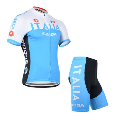 2014 IATLIA Cycling Jersey Short Sleeve and Cycling Shorts Cycling Kits