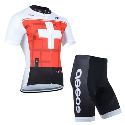2014 ASSOS Cycling Jersey Short Sleeve and Cycling Shorts Cycling Kits