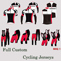 Full Custom Cycling Jerseys