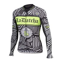 2016 Tinkoff saxo bank Fluo Light Green Cycling Jersey Long Sleeve Only Cycling Clothing cycle jerseys Ropa Ciclismo bicicletas maillot ciclismo