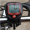 Cycling Computer Leisure 14-Functions Waterproof Odometer Speedometer With LCD Display Bike Speedometer Bicycle Cycling Computer