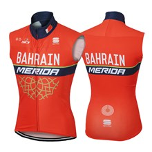 2017 BAHRAIN MERIDA Cycling Vest Jersey Sleeveless Ropa Ciclismo Only Cycling Clothing cycle jerseys Ciclismo bicicletas maillot ciclismo cycle jerseys