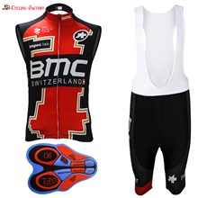 2017 BMC 02  Cycling Maillot Ciclismo Vest Sleeveless and Cycling Shorts Cycling Kits cycle jerseys Ciclismo bicicletas