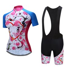 Women's TELEYI Cycling Maillot Ciclismo Vest Sleeveless and Cycling Shorts Cycling Kits cycle jerseys Ciclismo bicicletas
